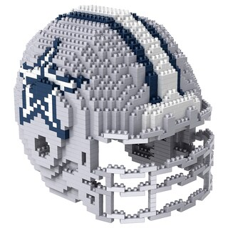 Dallas Cowboys 3D BRXLZ Mini Helmet