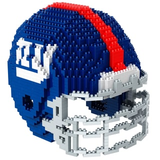 New York Giants 3D BRXLZ Mini Helmet