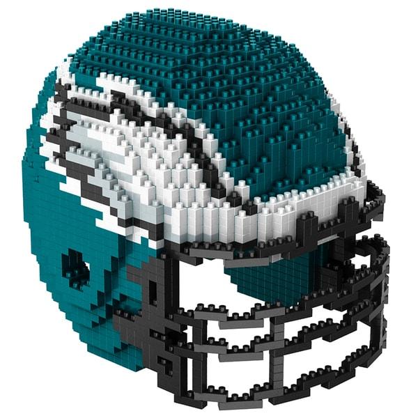 Philadelphia Eagles 3D BRXLZ Mini Helmet