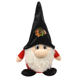 Chicago Blackhawks NHL 7 Inch Team Gnome Plush