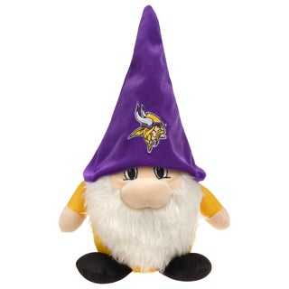 Minnesota Vikings NFL 7 Inch Team Gnome Plush