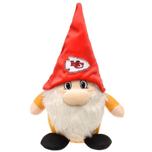 Kansas City Chiefs NFL 7 Inch Team Gnome Plush