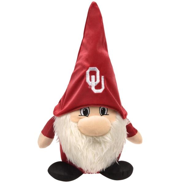 University of OK Sooners NCAA 7 In Team Gnome Plush