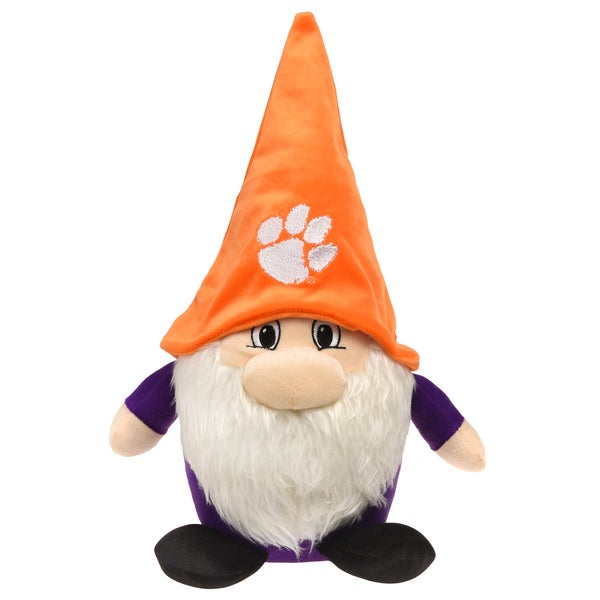 Clemson University Tigers NCAA 7 In Team Gnome Plush