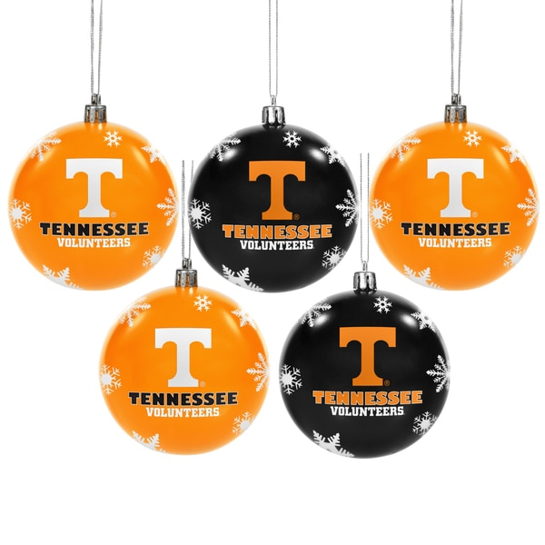 Tennessee Vols 2016 NCAA Shatterproof Ball Ornaments