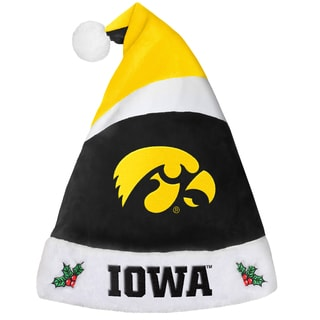 University of Iowa Hawkeyes NCAA 2016 Santa Hat