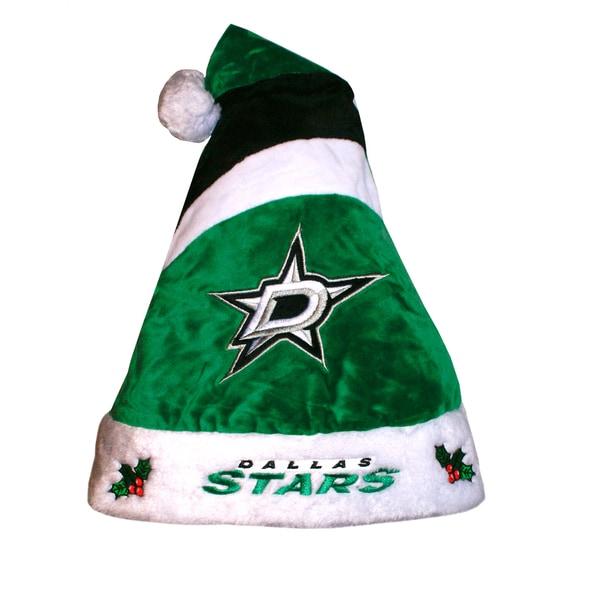 Dallas Stars NHL 2016 Santa Hat
