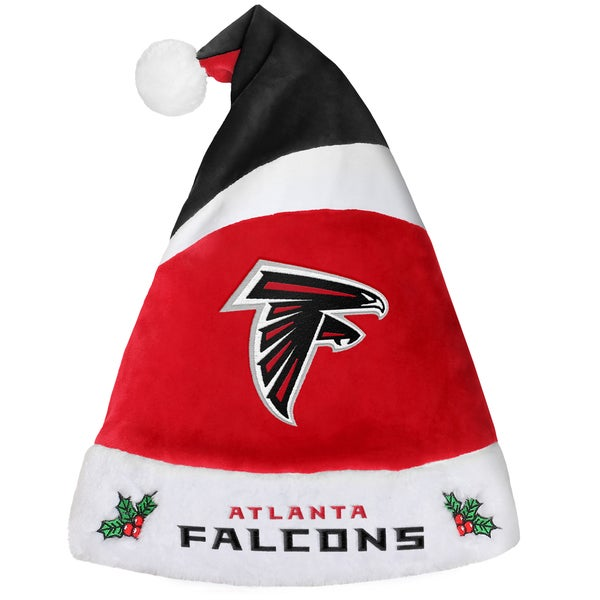 Atlanta Falcons NFL 2016 Santa Hat