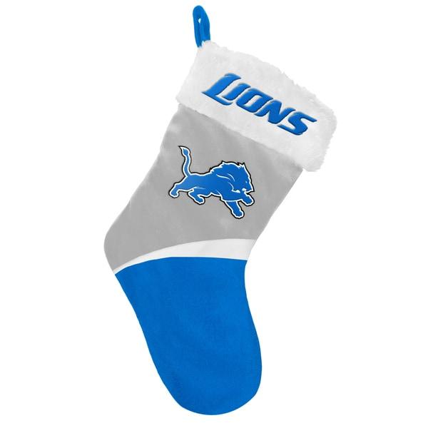 Detroit Lions NFL 2016 Basic Stocking