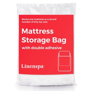 LINENSPA Sealable Mattress Storage Bag - 1 Pack