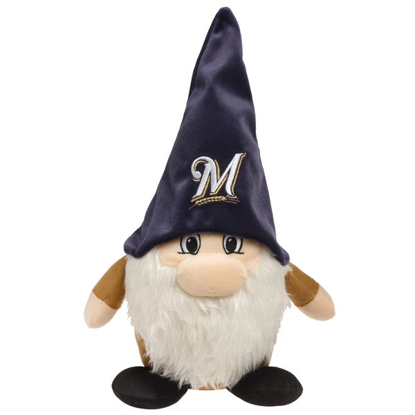 Milwaukee Brewers MLB 7 Inch Team Gnome Plush