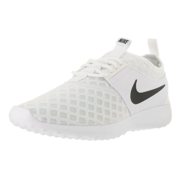 low priced 1f954 0e80e Nike Women  x27 s Juvenate White and Black Synthetic Running Shoes
