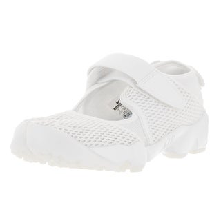 Nike Women's Air Rift Br White/Pure Platinum Running Shoes