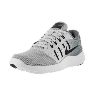 Nike Women's Lunarstelos Grey Plastic Running Shoe