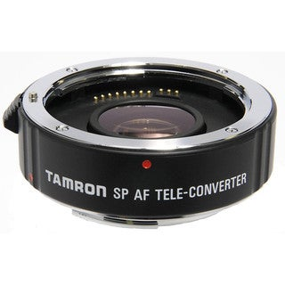 Tamron 1.4x SP AF Pro Teleconverter for Nikon AF-I, AF-D & AF-S -for Telephoto Lenses 90mm+ with Maximum Apertures of f/2.8+