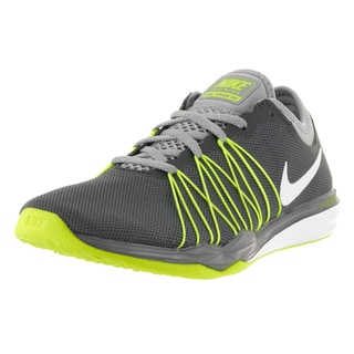 Nike Women's Dual Fusion Dark Grey/White Training Shoe