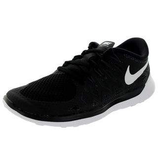 Nike Women's Free 5.0 Black/White/Anthracite Running Shoes