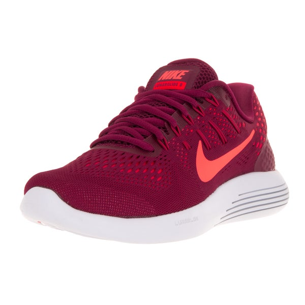 new product d610e 81f06 Nike Women  x27 s Lunarglide 8 Noble Red Running Shoe