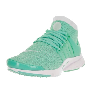 Nike Women's Air Presto Flyknit Ultra Hyper Turquoise Fabric Running Shoes
