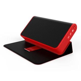 Moda Ichou Music Book Black and Red Bluetooth Speaker