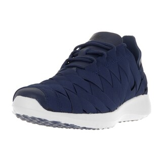 Nike Women's Juvenate Blue/Black/White Wool Woven Casual Shoe
