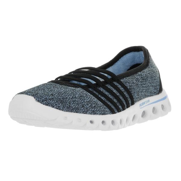 Authentic Store K Swiss Women's X Lite MJ CMF Casual Shoe Womens Black/Blue Bell K Swiss Womens Casual Shoe