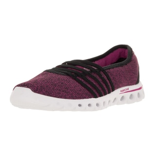 K-Swiss Women's X Lite Pink Textile Lightweight Casual Shoe