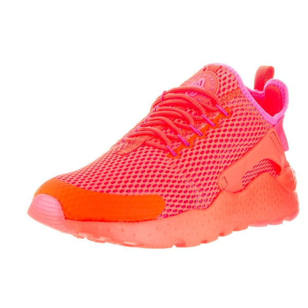 223ef3ae6d7a Shop Nike Women s Air Huarache Run Ultra BR Crimson Running Shoe ...