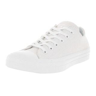Converse Women's Chuck Taylor All Star Stingray Metallic White/Black Basketball Shoe