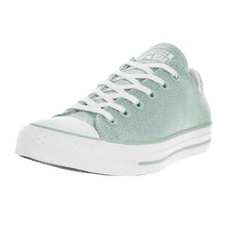 Converse Women's Chuck Taylor All Star Stingray Metallic Ox Metallic Glacier/White/White Basketball Shoes