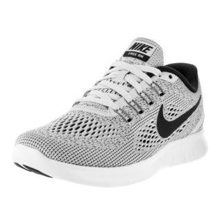 Nike Women's Free RN White/Black/Pure Platinum Running Shoe
