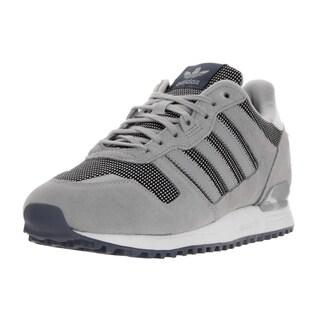 Adidas Women's ZX 700 W Originals Grey Suede Running Shoe
