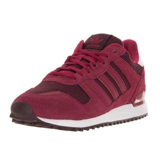 Adidas Women's ZX 700 W Originals Unipnk/Unipink/Maroon Suede Running Shoes