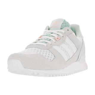 Adidas Women's ZX 700 W Originals Off White Suede Running Shoe