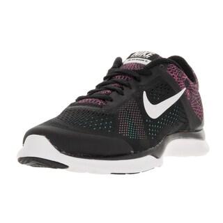Nike Women's In-Season TR 5 Black Textile Training Shoe