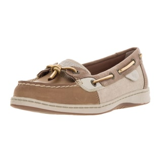 Sperry Top-sider Women's Dunefish Linen Leather Boat Shoes