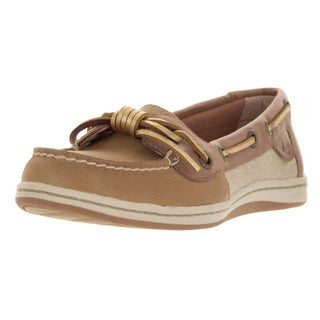 Sperry Top-Sider Women's Brown Leather Top-sider Shoes