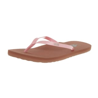 Vans Women's Malta Dusty Rose Synthetic Sandals