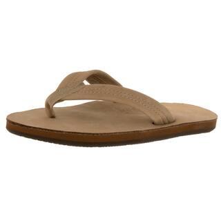 Rainbow Sandals Women's Sierra Brown Leather Single-layer Premier Sandals|https://ak1.ostkcdn.com/images/products/13344253/P20046657.jpg?impolicy=medium