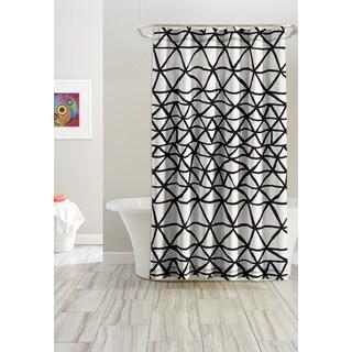 Pointehaven Bridge Shower Curtains 72 x 72