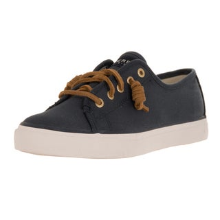 Sperry Top-sider Women's Seacoast Navy Canvas Casual Shoe