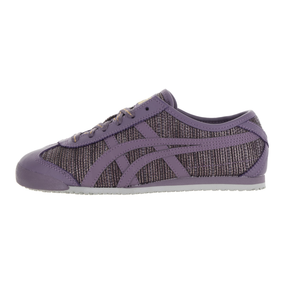 finest selection 88c29 317ce Onitsuka Tiger Women's Mexico 66 Aster Purple Casual Shoe