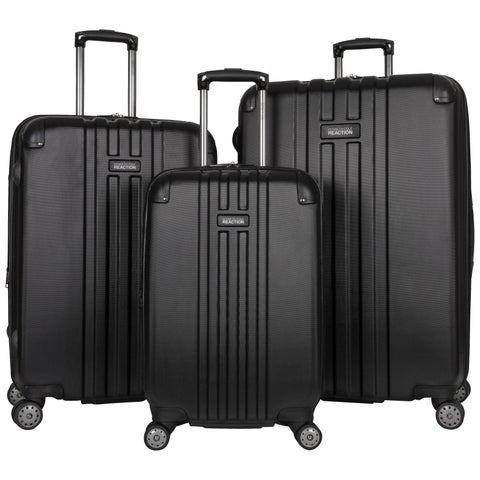 Kenneth Cole Reaction Reverb 3-Piece 20in/25in/29in Expandable Hardside Spinner Luggage Set