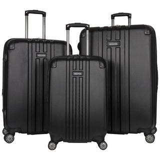 Kenneth Cole Reaction Reverb 3-Piece Expandable Hardside Spinner Luggage Set