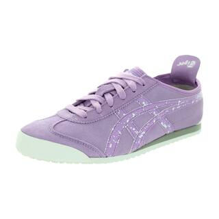 Onitsuka Tiger Women's Mexico 66 Sheer Lilac/Sheer Lilac Casual Shoe|https://ak1.ostkcdn.com/images/products/13344297/P20046679.jpg?impolicy=medium