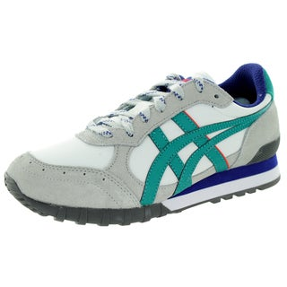 Onitsuka Tiger Unisex Colorado Eighty-five White/Tropical White Suede Casual Shoe