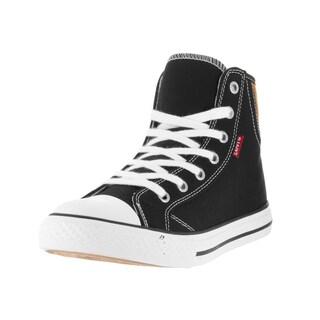 Levi's Women's Hamilton Buck Black/Brown Casual Shoe