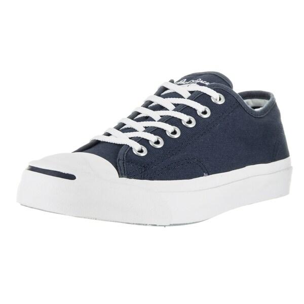85b0649de62d Shop Converse Women s Jack Purcell CP OX Navy White Casual Shoes ...