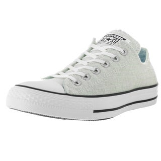Converse Women Chuck Taylor All Star Knit Ox Polar White Textile Casual Shoes
