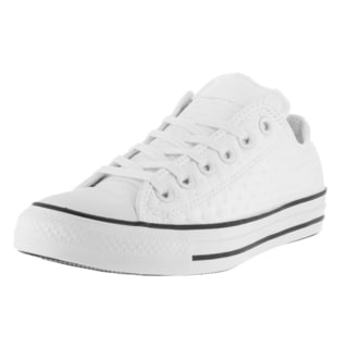 Converse Women's Chuck Taylor All Star Neoprene Ox White/Black/White Casual Shoe